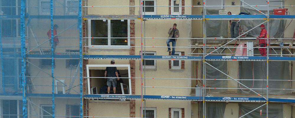שיפוץ בניינים