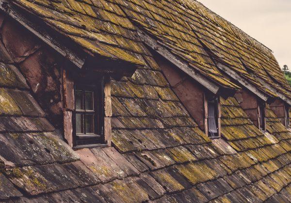 איטום גגות רעפים